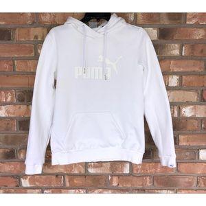 Puma Sweatshirt.     Large